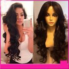 100% Real Peruvian Full Lace Front Wigs 90g-205g Loose Wave Human Hair Weave
