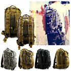 Better Mens Canvas Backpack Camping Travel Hiking Bag Sports Rucksack Schoolbag