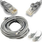50cm to 45m Meter CAT6 RJ45 Ethernet Network Patch Lead Cable UTP Modem DSL cat6