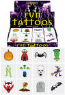 CHILDRENS KIDS TEMPORARY MONSTER TATTOOS BOYS GIRLS PARTY LOOT BAG FILLERS