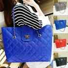 Fashion Women Large Tote Shoulder Satchel Messenger Bag Purse Large Hobo Handbag