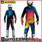 KIT COMPLETO MAGLIA PANTALONE ACERBIS LIMITED EDT OFFROAD MOTO CROSS ENDURO QUAD