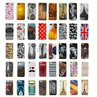 New Various Fashion Design Hard Plastic Back Case Cover for Apple iPhone 5 5S