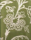Highland Court Upholstery Fabric 190077H-253 Cortland Mint Leaf Large Floral DL1