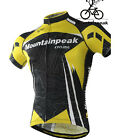 Cycling MTP Mens Racing Team Cycling Jersey Bicycle Short Sleeve Top Shirt Wear