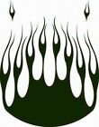 FLAME HOOD #68 DECAL VINYL GRAPHIC CAR TRUCK AUTO SUV VAN  SEMI CROSS OVER BLAZE