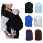 Baby Embrace With Sling Stretchy Wrap Carrier - Birth -3 years - Breastfeeding