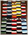 NFL Striped Knee High Hi Tube Socks One Size Fits Most Adults - Pick Your Team! $9.95 USD on eBay