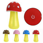 Humidifier Mushroom Shape Air Diffuser Purifier Atomizer Home Office Aroma LED