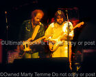 LOWELL GEORGE PHOTO LITTLE FEAT PAUL BARRERE Concert Photo 1978 by Marty Temme