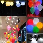 12PCS Mini Battery Operated LED Balloons Lights for Wedding Party Decoration