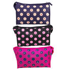 Multi Pockets Travel Toiletry Kit Organizer Case Cosmetic Makeup Hand Bag Purse