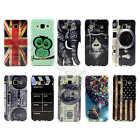 Fantastic Soft TPU Side Glossy Cover Silicone Gel Rubber Case For Various Phones