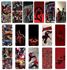 Superhero Marvel Daredevil Flip Case Cover for Samsung S3 S4 S5 S6 - 40