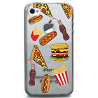 TPU Case for iPhone 4/4s - Summer Foods Eats