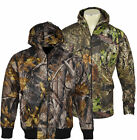 Mens Jungle Print Camouflage Army Combat Coat Jacket Fishing Hunt
