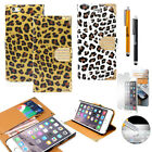 Luxury Magnetic Flip Cover Stand Wallet Leather Case For Apple iPhone 6 4.7""