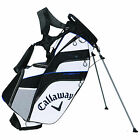CALLAWAY MENS FUSION 14 HYBRID STAND BAG - NEW DUAL LIGHTWEIGHT STRAP CARRY GOLF