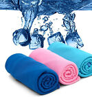 Creative Cool Cold Towel Exercise Sweat SummerSports PVA Hypothermia Ice Towel