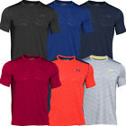 2015 Under Armour Raid Exo Mens T-Shirt Jacquard Mesh Training Gym Sports Tee