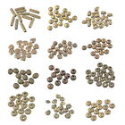 Wholesale New Cinnamon Tone Plastic Acrylic Beads Findings Charms HOT