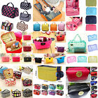 CO Womens Cosmetic Makeup Bag Case Travel Toiletry Wash Holder Handbag Organizer