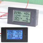 DC /AC Solar Power Digital Current Meter KWh Watt Energy Voltmeter Ammeter Shunt