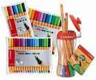 Stabilo Point 88 MINI Fineliner Drawing Art 0.4 Pens + Neon Colours -All Packs