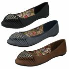 Ladies Update Casual Flat Shoes Style - L4923