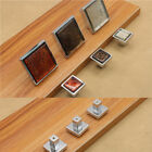 New Drawer Cabinet Dimond Pull Handle Door Glass Square Crystal Furniture Knobs