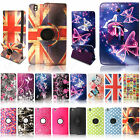 """Leather Folio Stand Case For Samsung Galaxy Tab 3&4(7.0/8/10.1""""Inch)Tablet Cover"""