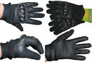 Tactical Special Ops Kevlar Shooters GLOVES S-XL (Hard Knuckle Tactile Fit Black