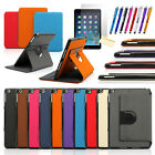 New Folio PU 360 Leather Smart Case Cover Stand FOR APPLE IPAD Air 5 2013