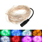 10M 100 LED String Light Lamp Strip Waterproof DC12V Copper Wire Christmas