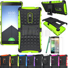 Rugged Shockproof Armor Stand Hard Case Cover For Oneplus Two 2+Free Film&Stylus