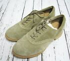 Women's Timberland Earthkeepers Grey Suede Oxford Shoes Size 9 W