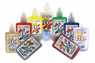 BULK DYLON 3D FABRIC PAINT DYE GLOSSY, PEARL, PUFF, GLITTER 1, 3, & 6 AVAILABLE!