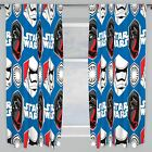 STAR WARS EPISODE VII THE FORCE AWAKEN CURTAINS - TWO SIZES – OFFICIAL