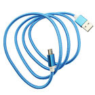 Braided USB Data Sync Charger Cable For Samsung Galaxy S6 / S6 Breakfree EW