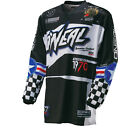 Oneal Element 2016 Afterburner Motocross Jersey ATV Quad Off Road Dirt MX Shirt