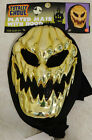 Devil or Monster Plated Mask w/Hood