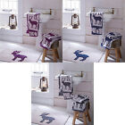 Catherine Lansfield Home Stag Jacquard 100% Cotton Bath Towel