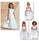 Butterick Childrens Sewing Pattern 3351 Jacket & Bridesmaid Dress