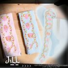 lolita cartoon fantasy afternoon tea macaron colour knee high socks J1I7009