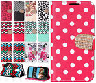 For HTC Desire 520 Leather Premium Wallet Case Pouch Flip Phone Protector Cover