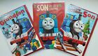 Thomas The Tank Christmas Card Son Grandson Nephew open