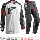 Thor Phase 2016 Ramble Charcoal White Motocross Kit Off Road MX ATV Quad Gear