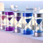 CHIC 10/15/30 Mins Hourglass Sandglass Sand Timer Timing Sports Cooking Game
