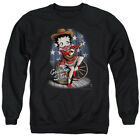 Betty 1930's Boop Cartoon American Icon Country Star Adult Crewneck Sweatshirt $34.95 USD on eBay