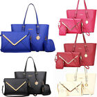 Stylish Women Office Messenger 3 Bags Per Set Handbag Shoulder Bag Casual Bags